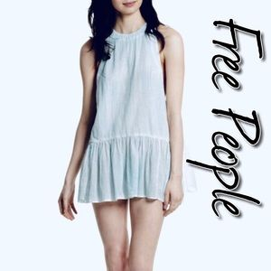 Free People Breathless Moments Tunic NWT M